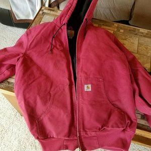 Carhartt outter shell coat